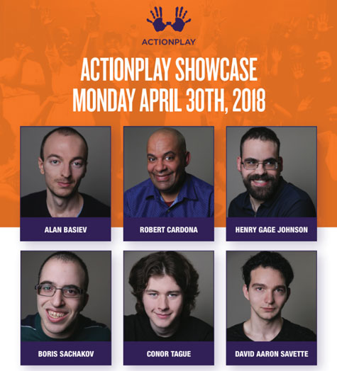 Actionplay Talent Showcase